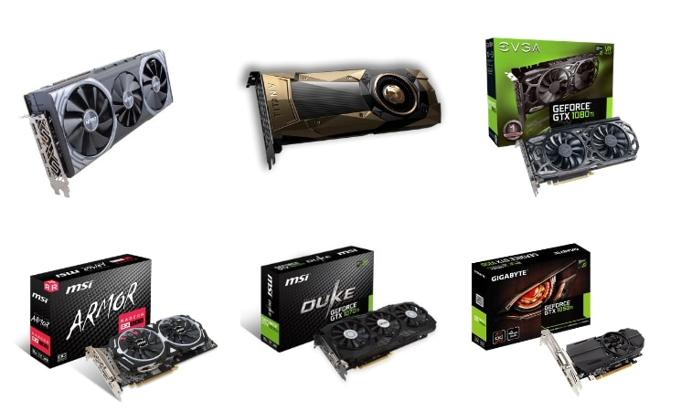 Best GPU for gaming pc