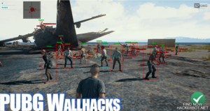PUBG Hack Aimbot Wall hack and other Cheating Software