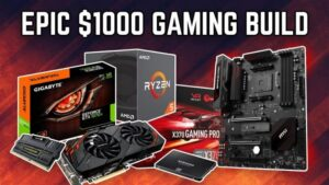 best gaming pc build $1000