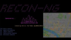 Information Gathering Using Recon-ng Tool