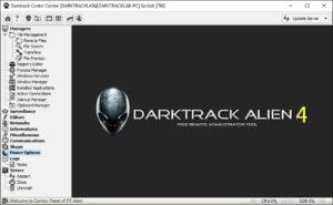 DarkTrack RAT