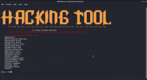 All in One Hacking tool For Hackers