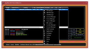 SpyNote v.8.6 Free Download