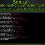Information Gathering tool