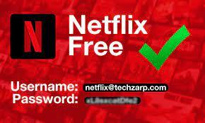 free netflix accounts