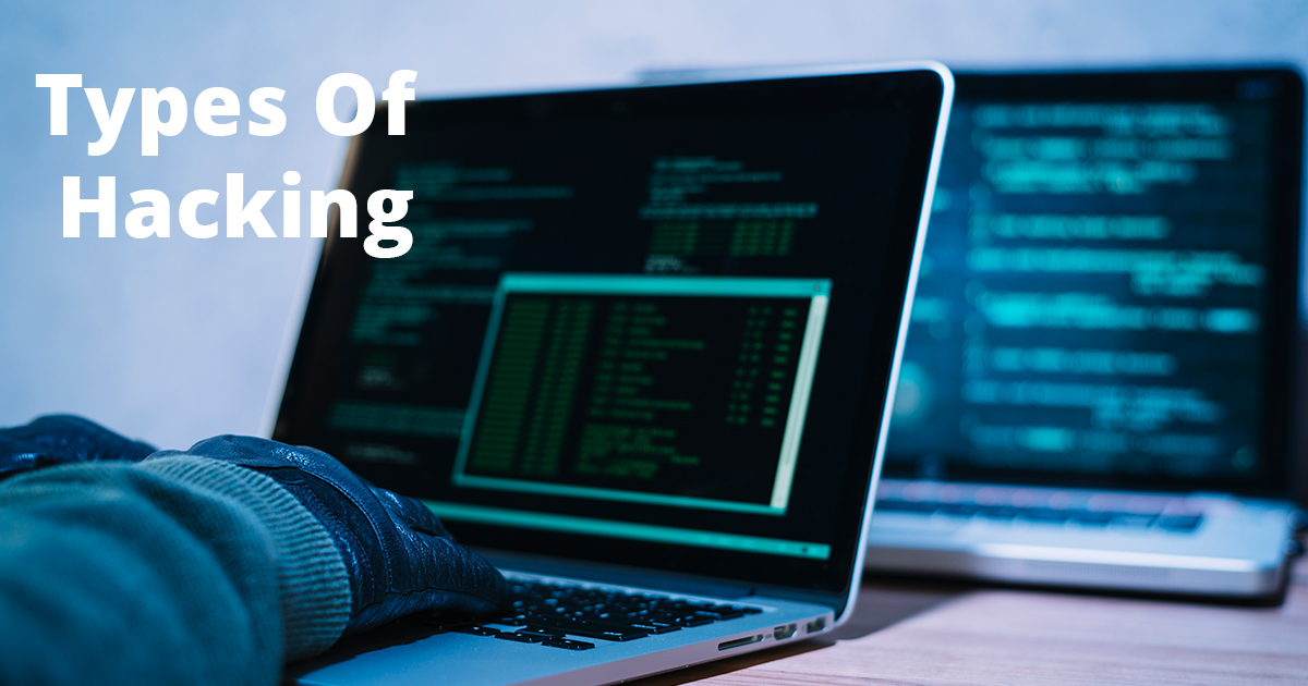 What is Hacking? 10 Types Of Hacking & Hackers To Be Aware Of In 2021 » ITJD Hacking Information