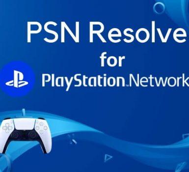 PSN Resolver